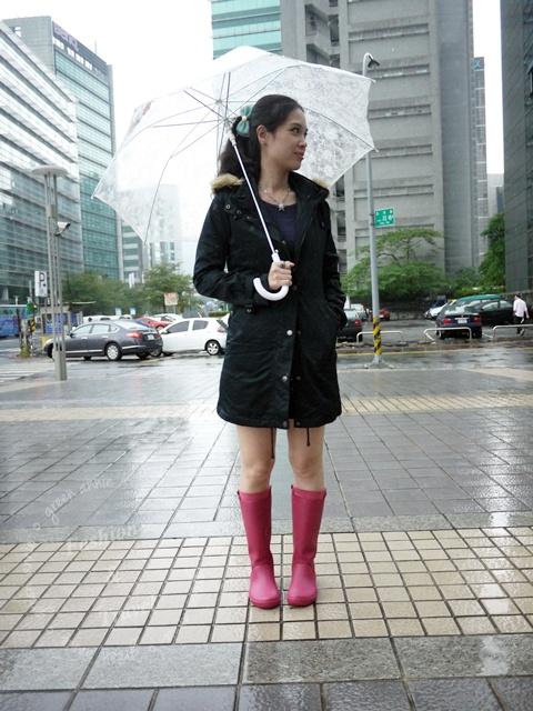 crocs雨靴