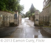 'Gates, Pool Road, Melbourne, Derbyshire' photo (c) 2013, Eamon Curry - license: http://creativecommons.org/licenses/by/2.0/