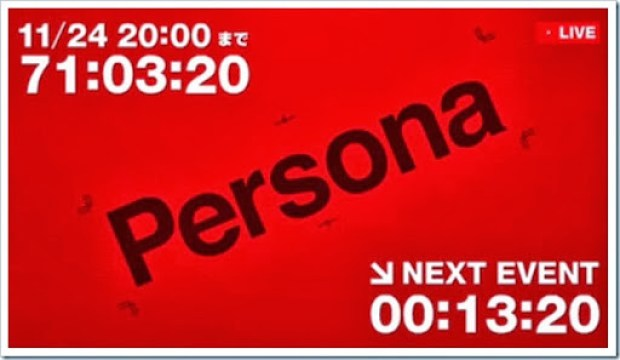Persona-Countdown-Begins