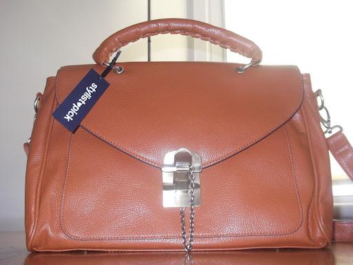 Stylist Pick Satchel Bag