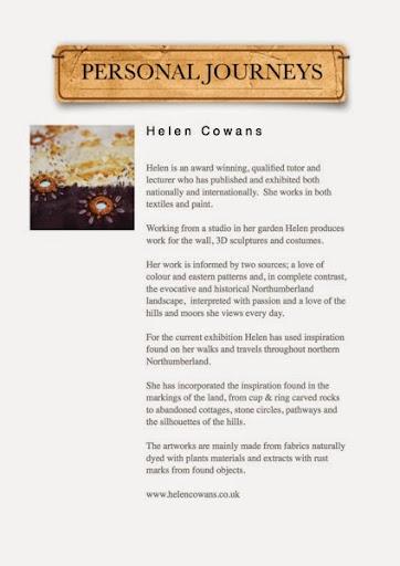 Helen Artist Statement Bellingham 09 2014