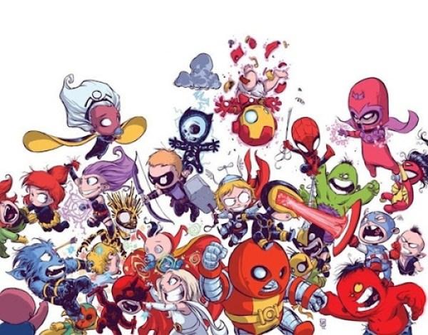 Marvel Disasembled