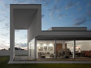 Casa Aradas arquitectos RVDM