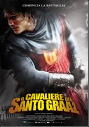 il cavaliere del santo grall