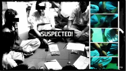Suspected