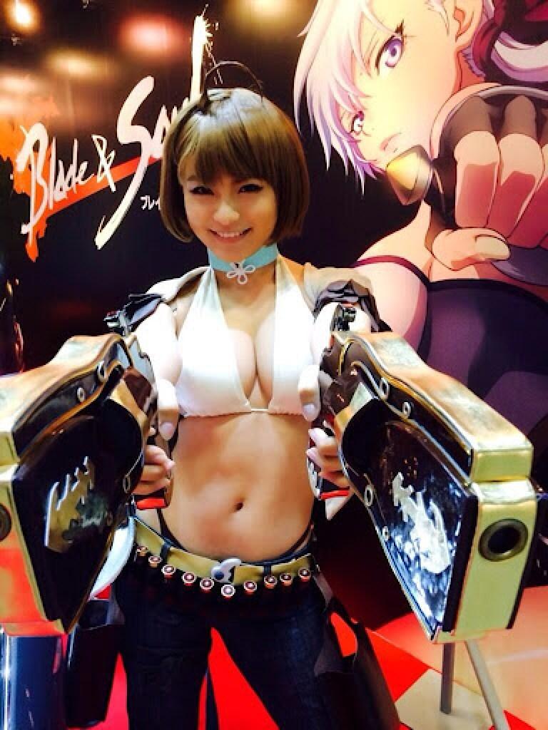 hoshina_mizuki_sexy_cosplay