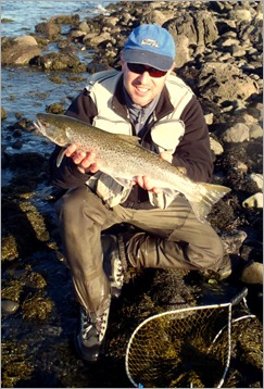 sea trout fishing ireland