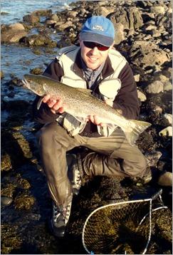 sea trout fishing ireland