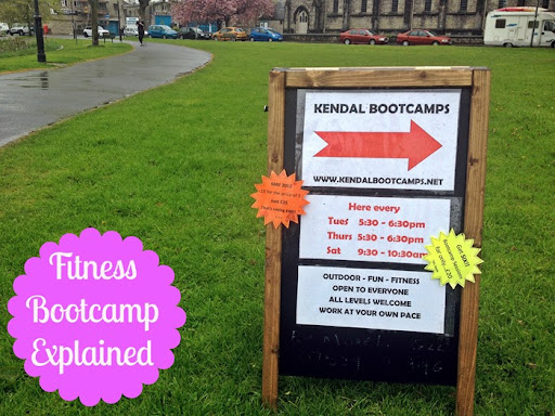 Kendal bootcamp class explained