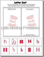 Our Little Monkeys Fun With Dr Seuss Preschool Pack