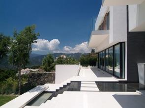 arquitectura contemporanea casa en andalucia
