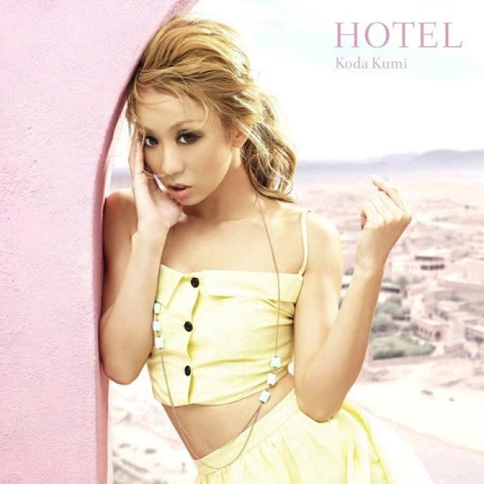 Koda_Kumi_-_HOTEL_CD