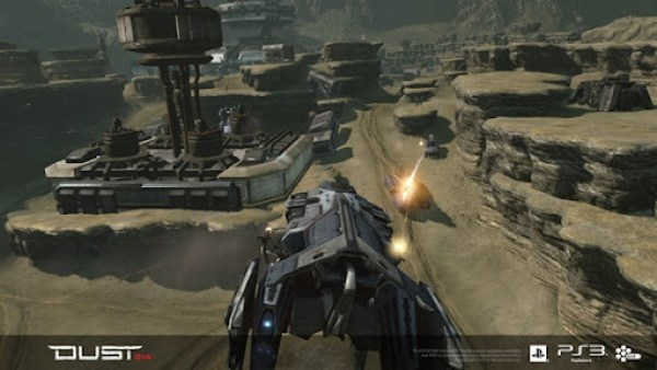 DUST 514 Screen