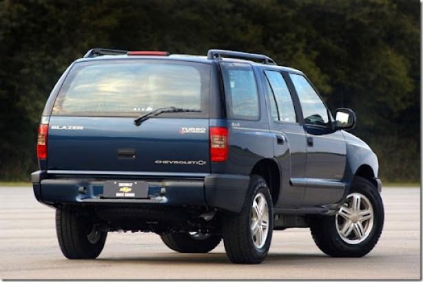 Chevrolet Blazer Executive 2006