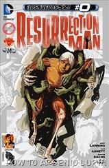 P00020 - Resurrection Man #0
