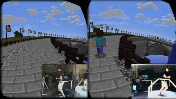 Minecraft Omni Oculus