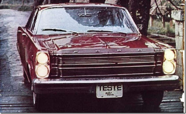 Ford Galaxie Auto Esporte