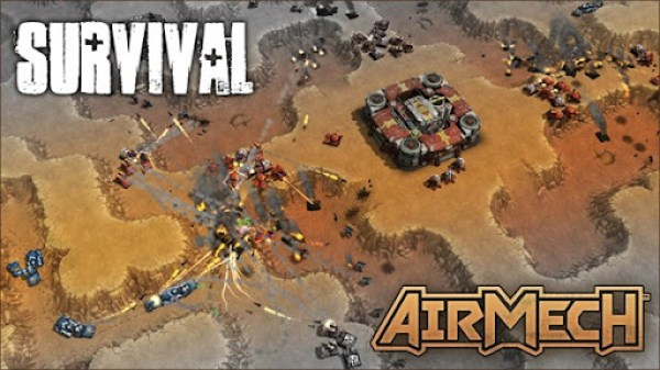 Air Mech Survival