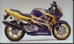 HONDA CBR600F 97
