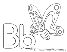 Play Dough Mats- Butterflies 01