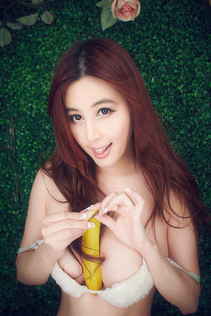 Taiwan E God be praised Zhang Yongxin chest clip fruit first milk of Good