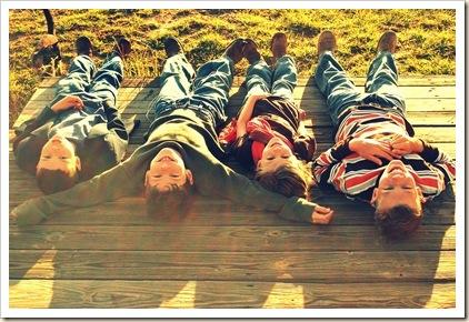 fav upside down kids funky