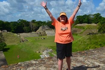 Atuln Ha Mayan ruins