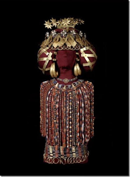 Pu'abis Headress