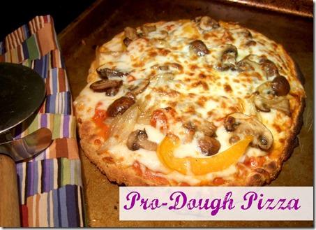 Pro Dough Pizza