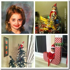 elf collage