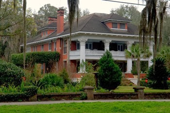 Herlong Mansion Micanopy