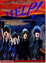 The Scream - Beatles