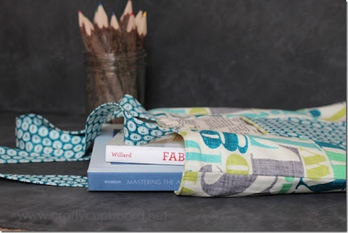 Teacher Tote for Favorite Reads