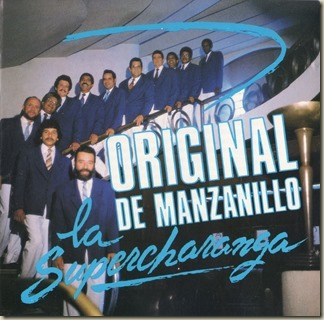 Original De Manzanillo - La Supercharanga 1992 Front