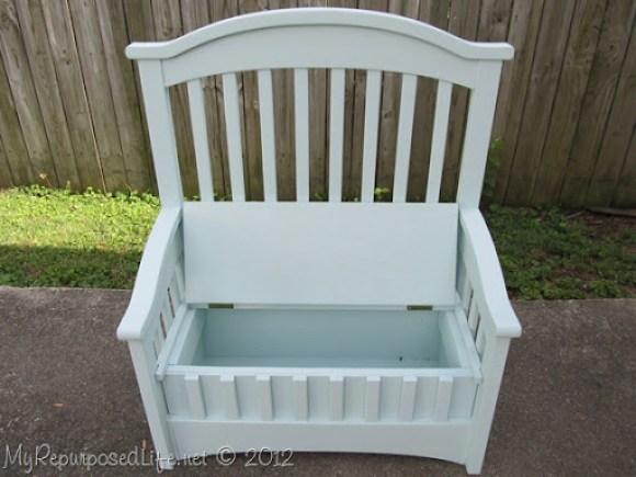 repurposed crib toybox bench (71)
