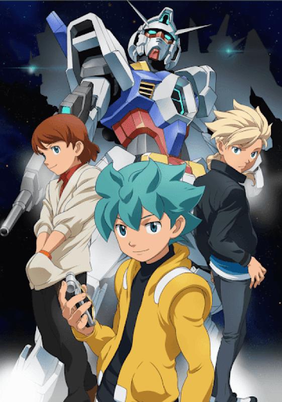 Gundam-Age 2