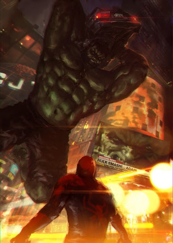hulk_vs_spiderman_by_memed-d5yo2n5