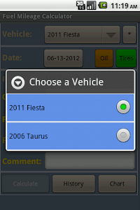 Fuel Mileage Calculator screenshot 6