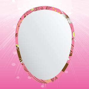 Pink Makeup Mirror Full HD