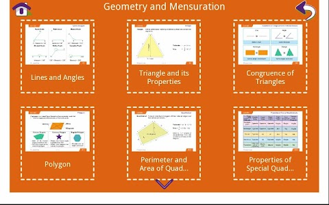 Grade 7 Math Learning Cards screenshot 1