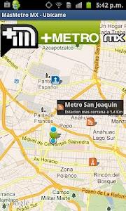 Metro MX screenshot 4
