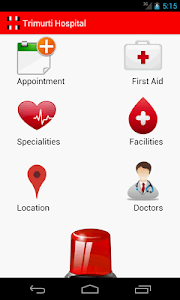 Trimurti Hospital screenshot 1