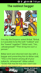 Akbar-Birbal Tales screenshot 9