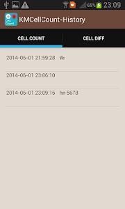 KMCellCount screenshot 6