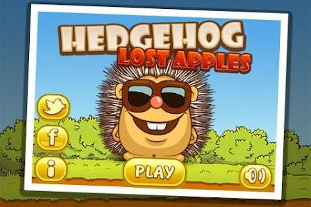 Hedgehog – Lost apples screenshot 3