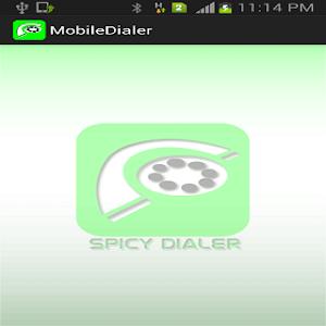 Spicy Dialer screenshot 1
