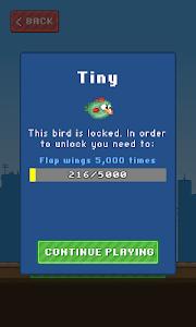 Turbo Birds: Fun Race screenshot 6