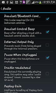 Quick MP3 Music Audio screenshot 3
