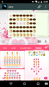 Food Art - Emoji Keyboard🍬🍭 screenshot 5
