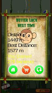 Climbing Monkey screenshot 2